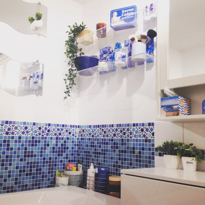 [Home Sweet Home] Refaire la salle de douche !