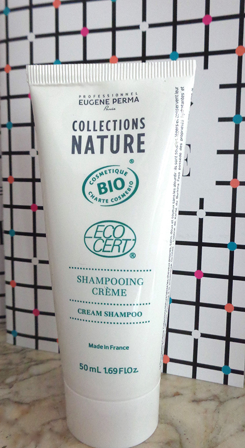 collection nature shampooing eugene perma