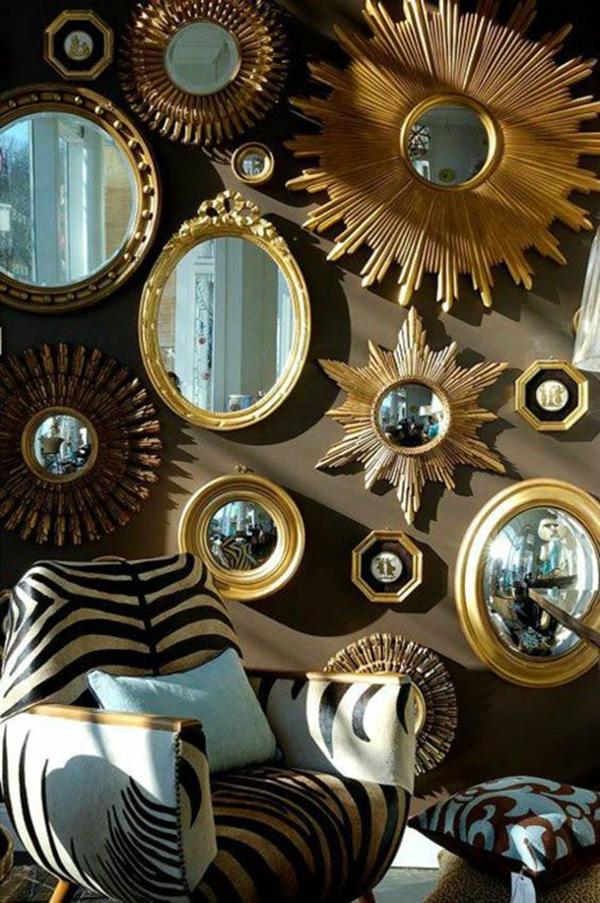 miroirs vintage