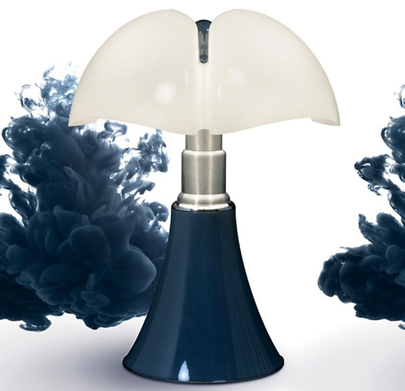 PIPISTRELLO bleu ardoise