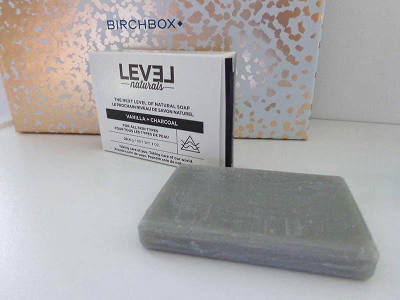 savon level birchbox
