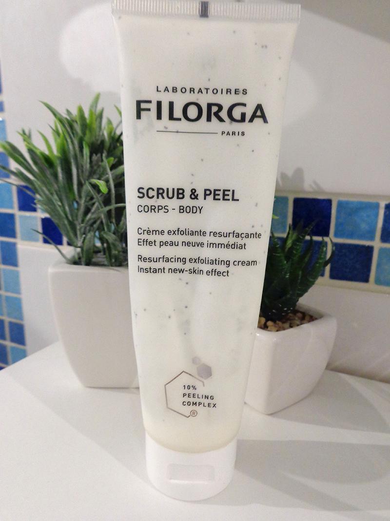 Coup de coeur pour le Scrub & Peel de Filorga