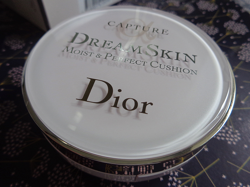 Dior Cushion cream