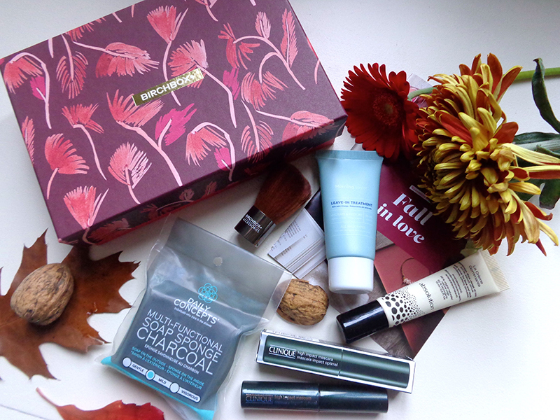 Birchbox de novembre 2018 : Fall In Love