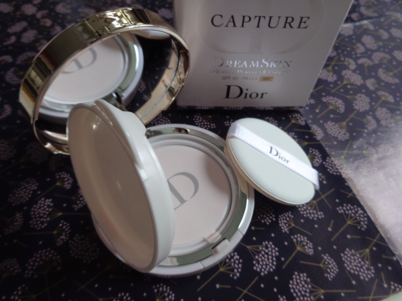 dream skin dior cushion