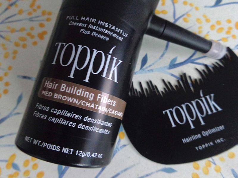 Mon secret de camouflage anti-cheveux fins avec Toppik