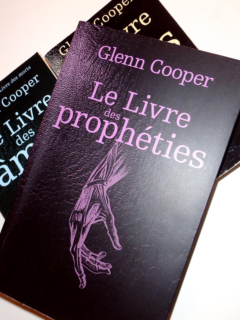 le livre des propheties glenn cooper