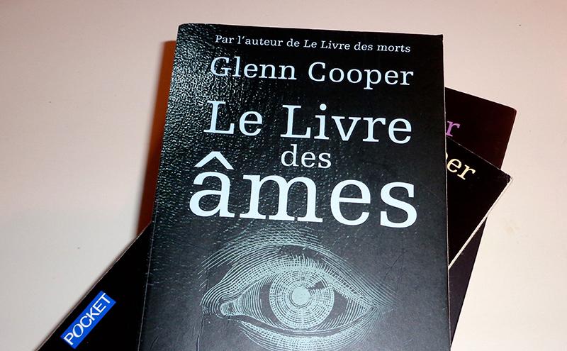 livre des ames glenn cooper