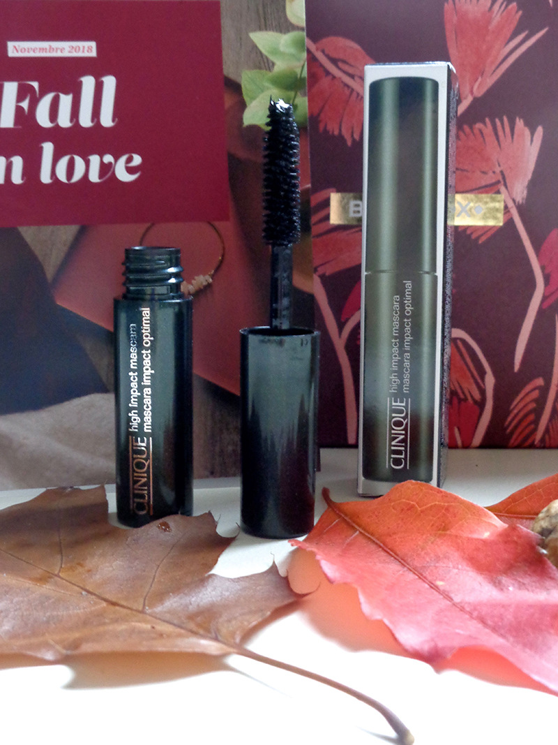 mascara clinique birchbobox novembre