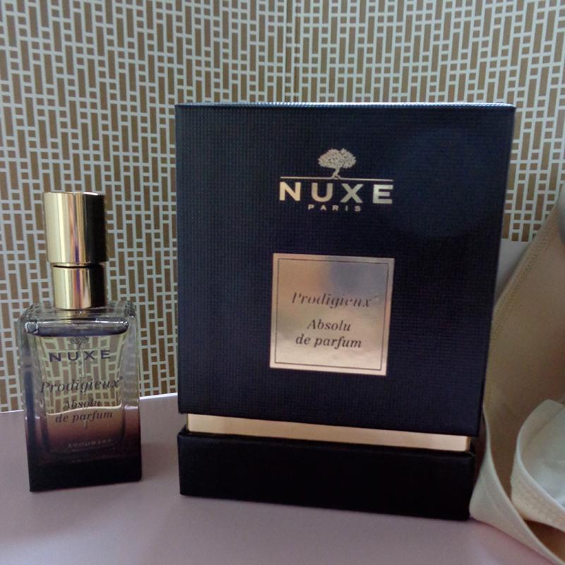 absolu de parfum nuxe