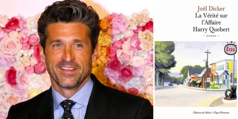 affaire Harry Quebert patrick dempsey