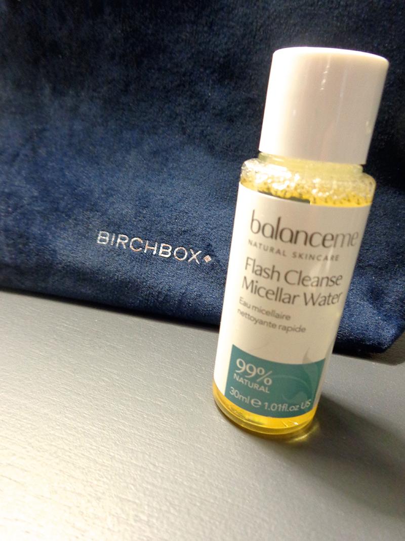 eau micellaire birchbox
