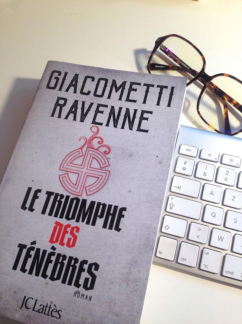[Lecture] Le triomphe des ténèbres de Giacometti et Ravenne