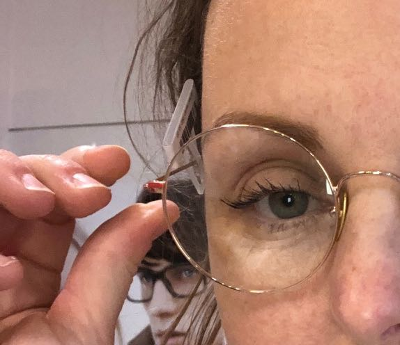 essais chez l'opticien