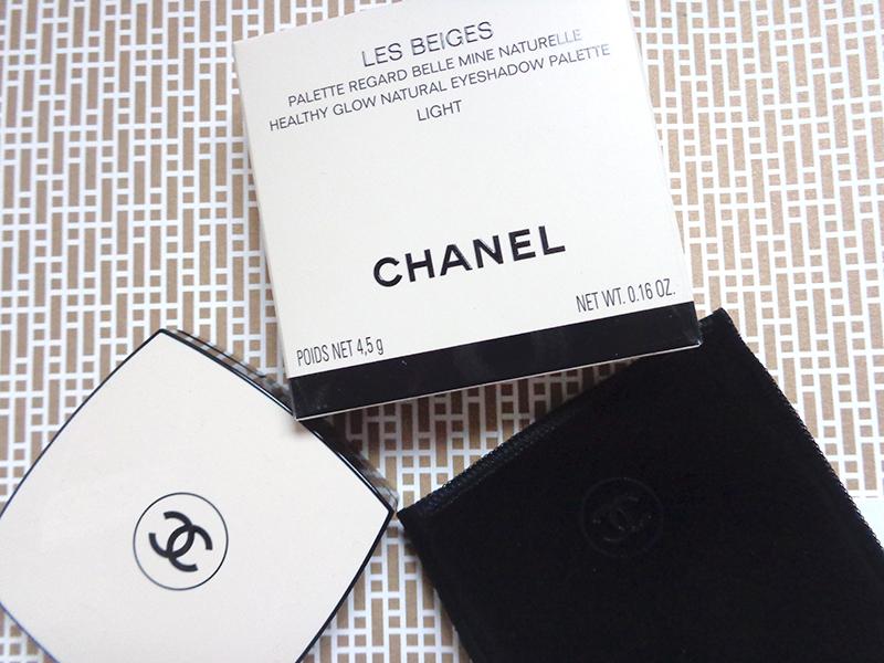 les beiges Chanel bonne mine