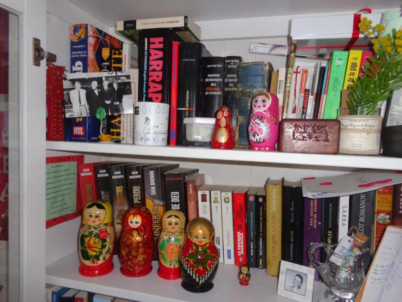 ma bibliotheque