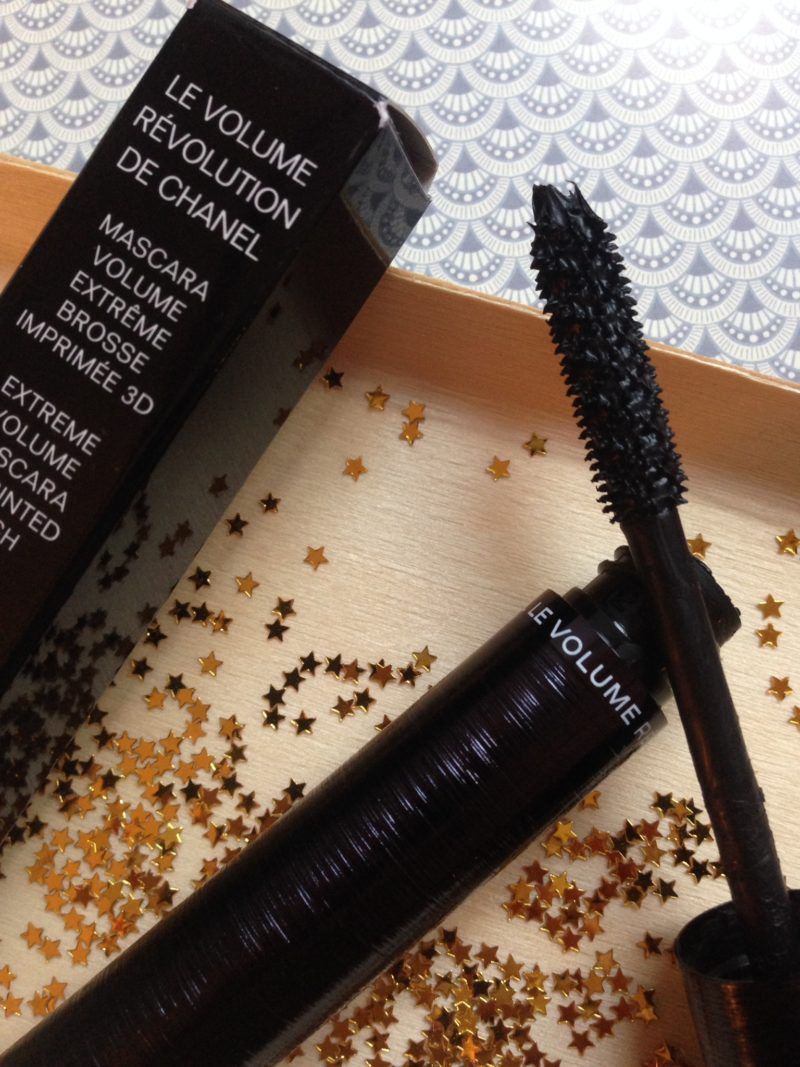 Le mascara « Volume Revolution » de Chanel