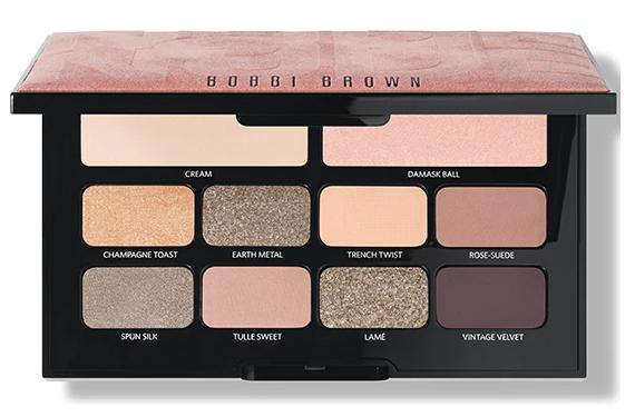 palette nudes edition Bobbi Brown