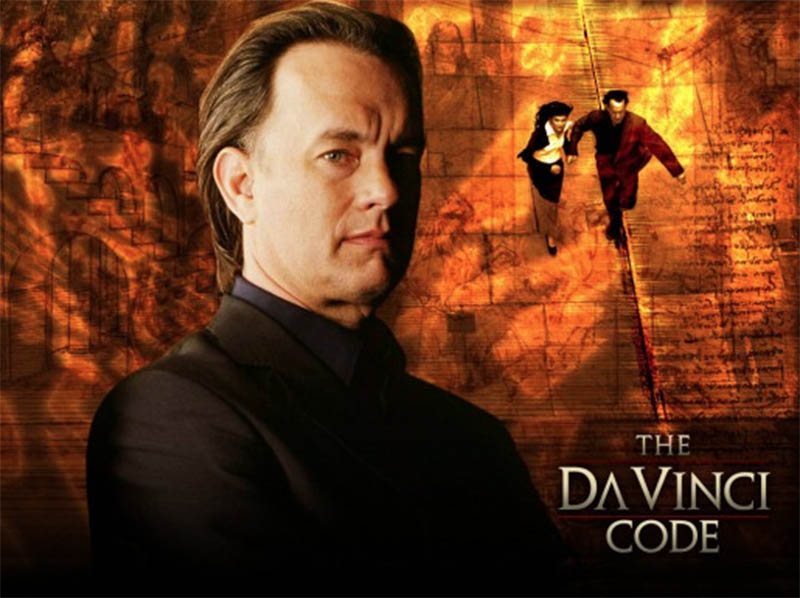 da vinci code robert langdon tom hanks