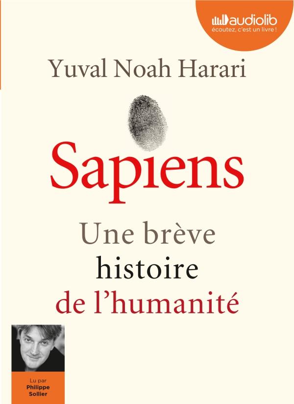 audiolib sapiens breve histoire humanite