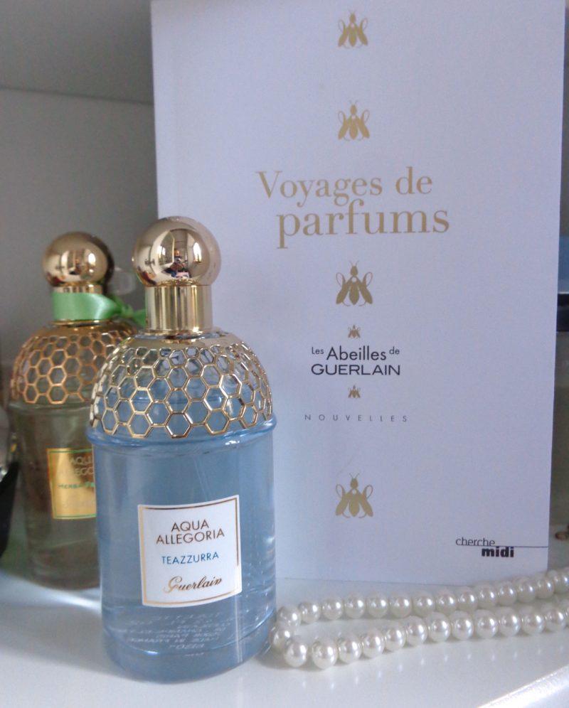 [Lecture] Voyages de parfums, les Abeilles de Guerlain