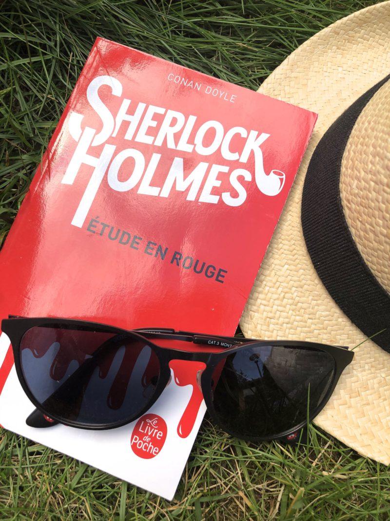 [Lecture] Une étude en rouge de Sir Arthur Conan Doyle