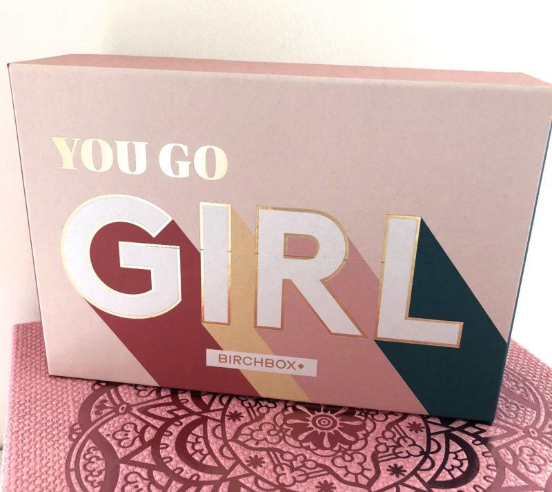 [Birchbox] You go Girl, ma Birchbox de rentrée avec du M.A.C dedans (+bon plan)