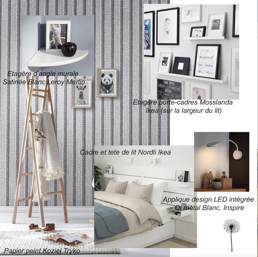 [HOME SWEET HOME] Ma chambre version cocooning : retour sur nos travaux d'automne
