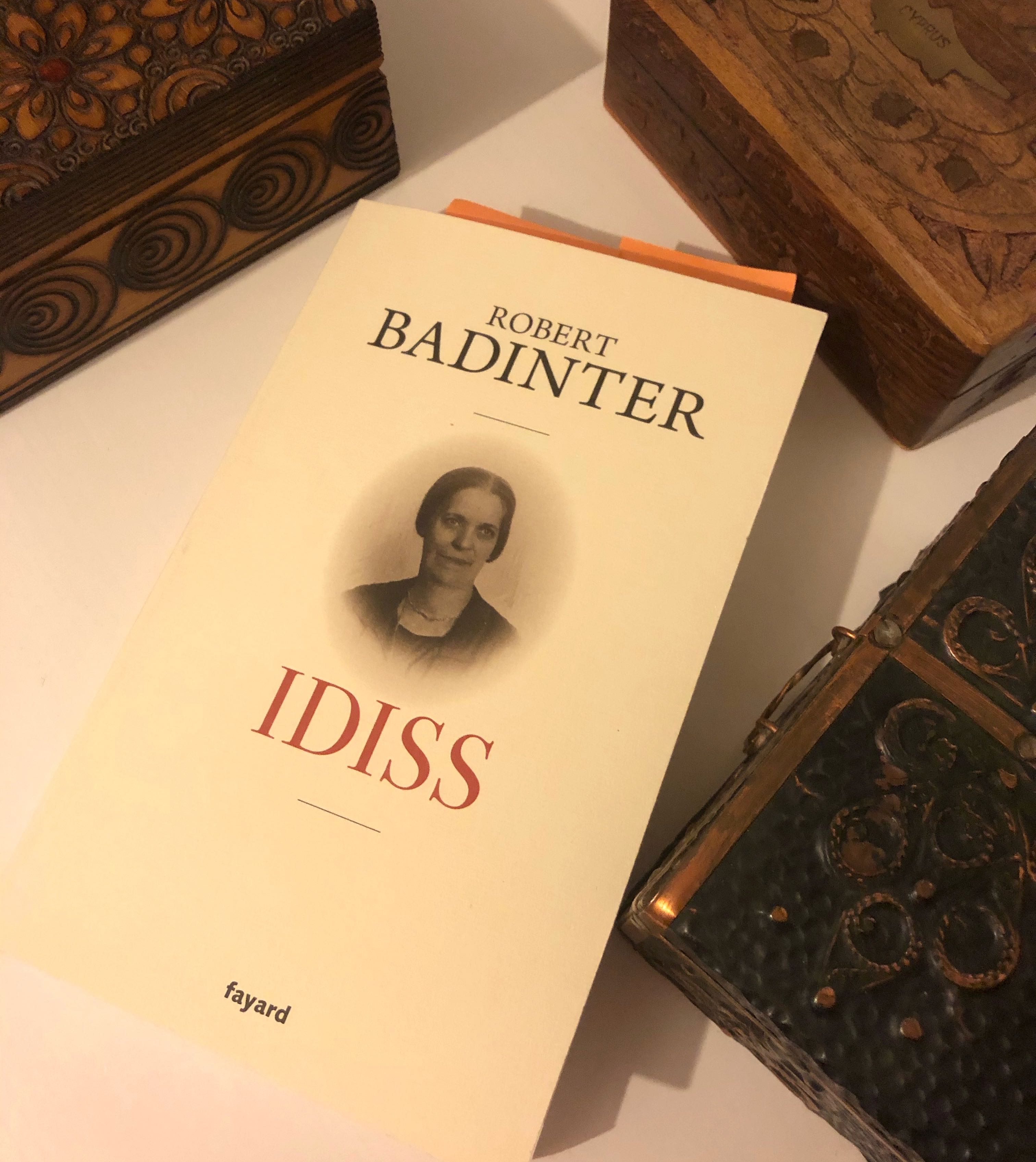[Lecture] Idiss, de Robert Badinter