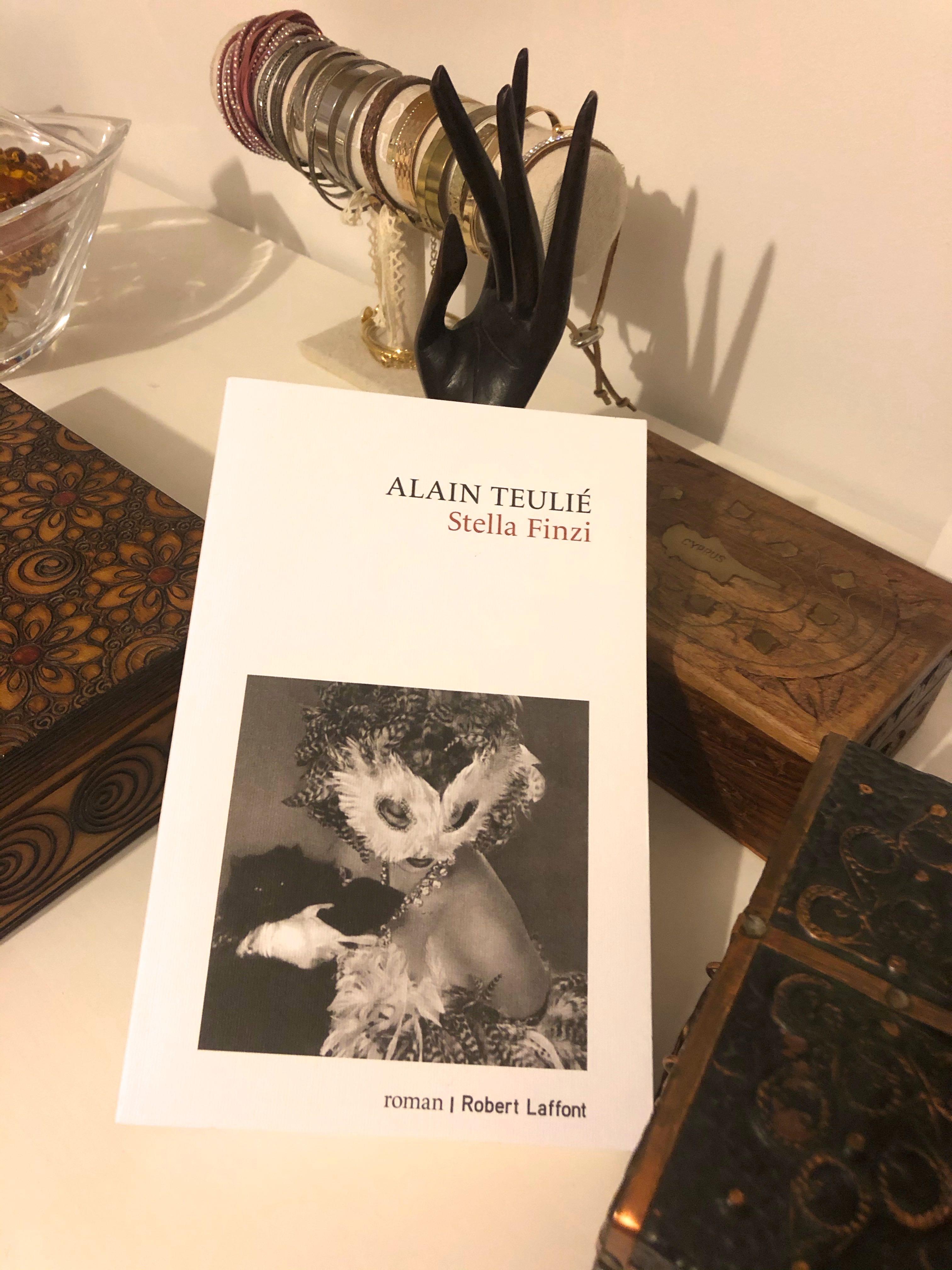 [Lecture] Stella Finzi, d'Alain Teulié