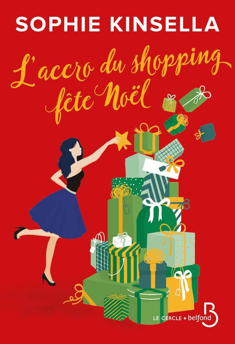 [Lecture] L'accro du shopping fête Noël, de Sophie Kinsella