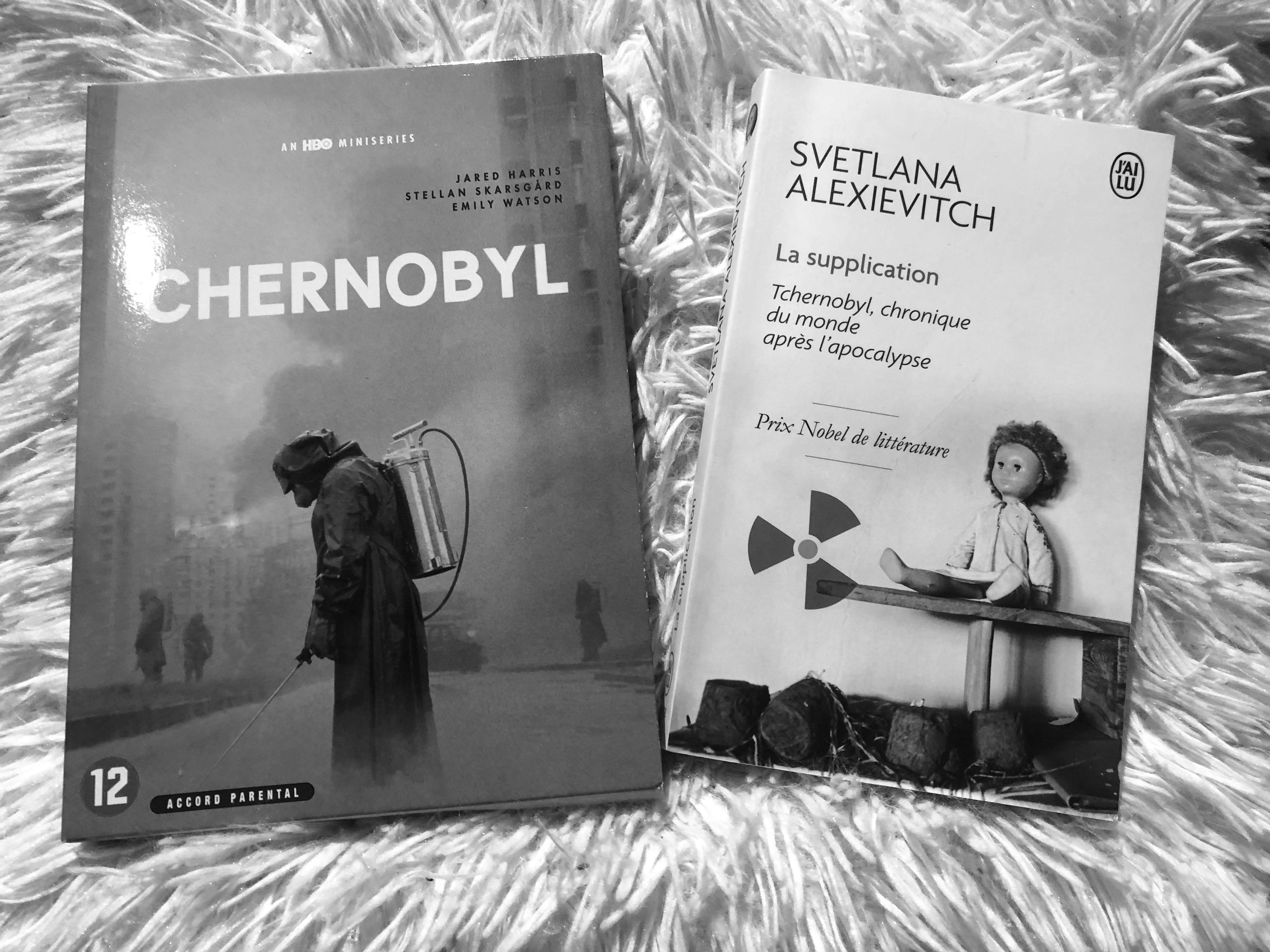 La série «Chernobyl» et le livre «La supplication» de Sveltlana Alexievitch