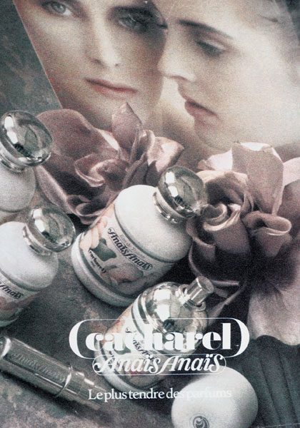 Parfum de jeunesse #3 : Anaïs Anaïs de Cacharel